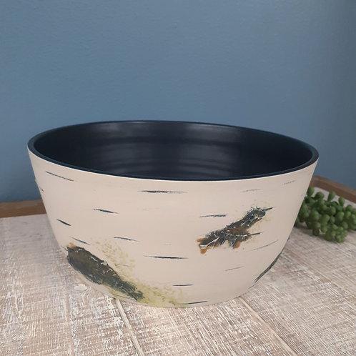 Birch Bowl - Black A