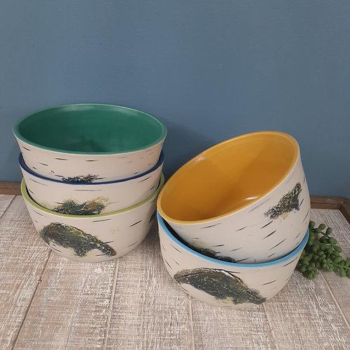 Medium Colorful Bowls