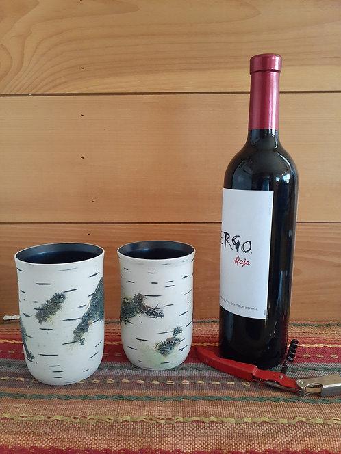 Wine Cup Pair