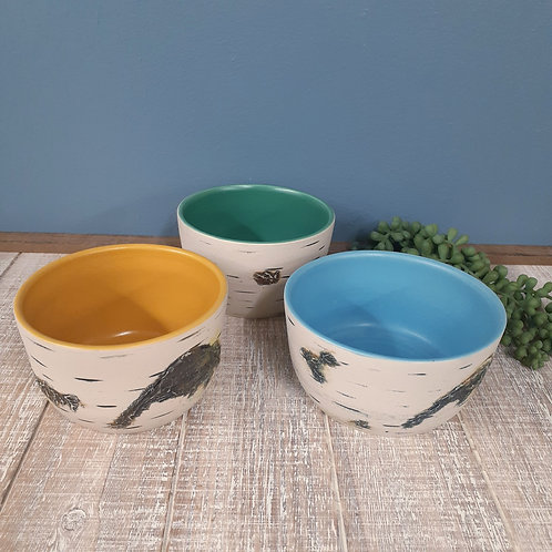 Small Colorful Bowls