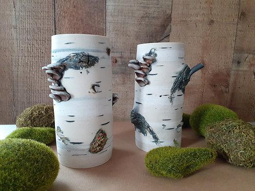 Mushroom Small Vase