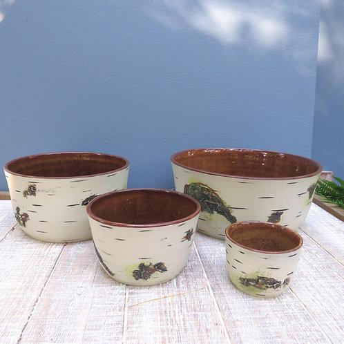 Brown Bowls
