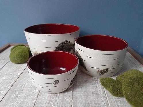 Birch Bowls