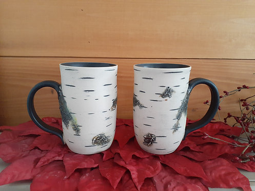 Black Small Mugs