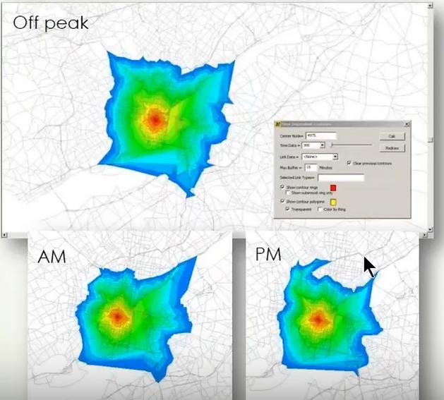Transportation Data Mining and Visualization