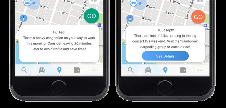Transportation Commuter Behavior Modification