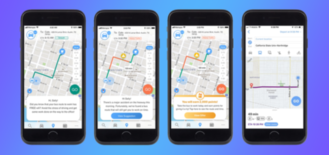 GoEzy app Commuter Behavioral Economics