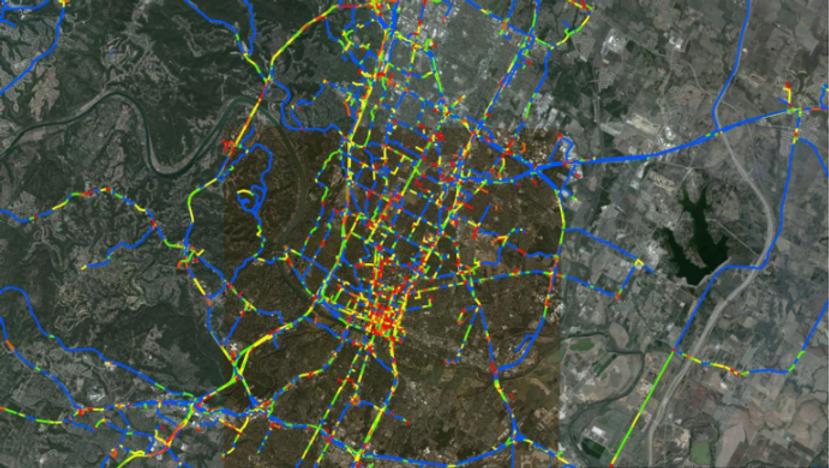 Transportation Data Hub