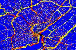 Link Flow and Density Plots