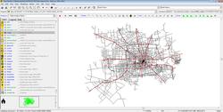 Atlanta Regional Council Model in DynuStudio