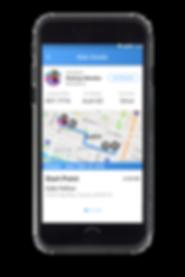 GoEzy app managed carpools