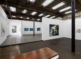Element, The Grass is Greener Gallery, Leipziger Baumwollspinnerei, 2021