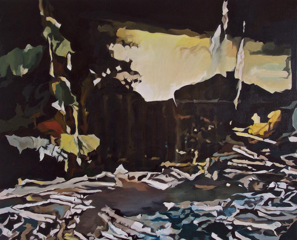 La caverne