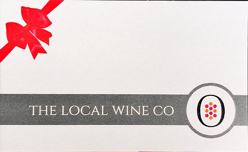 The Local Wine Co Gift Card