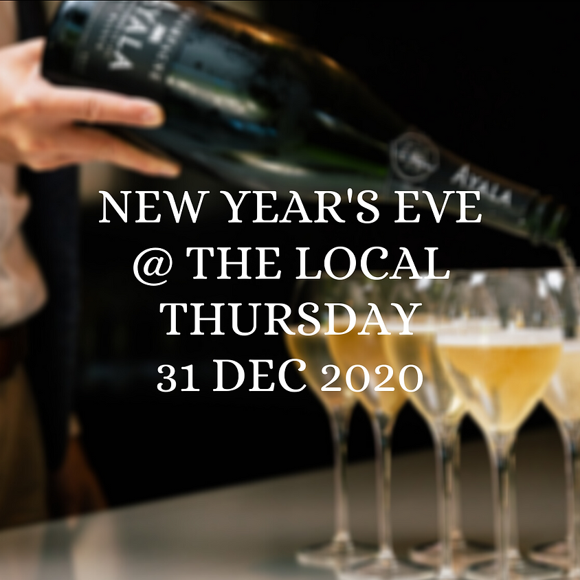 New Year's Eve @ The Local