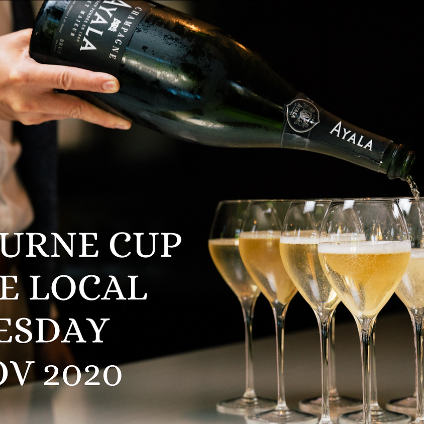 Melbourne Cup 2020 @ The Local