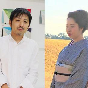 三杉レンジ(ルカノーズ主宰)& 山内舞子(美術評論家)