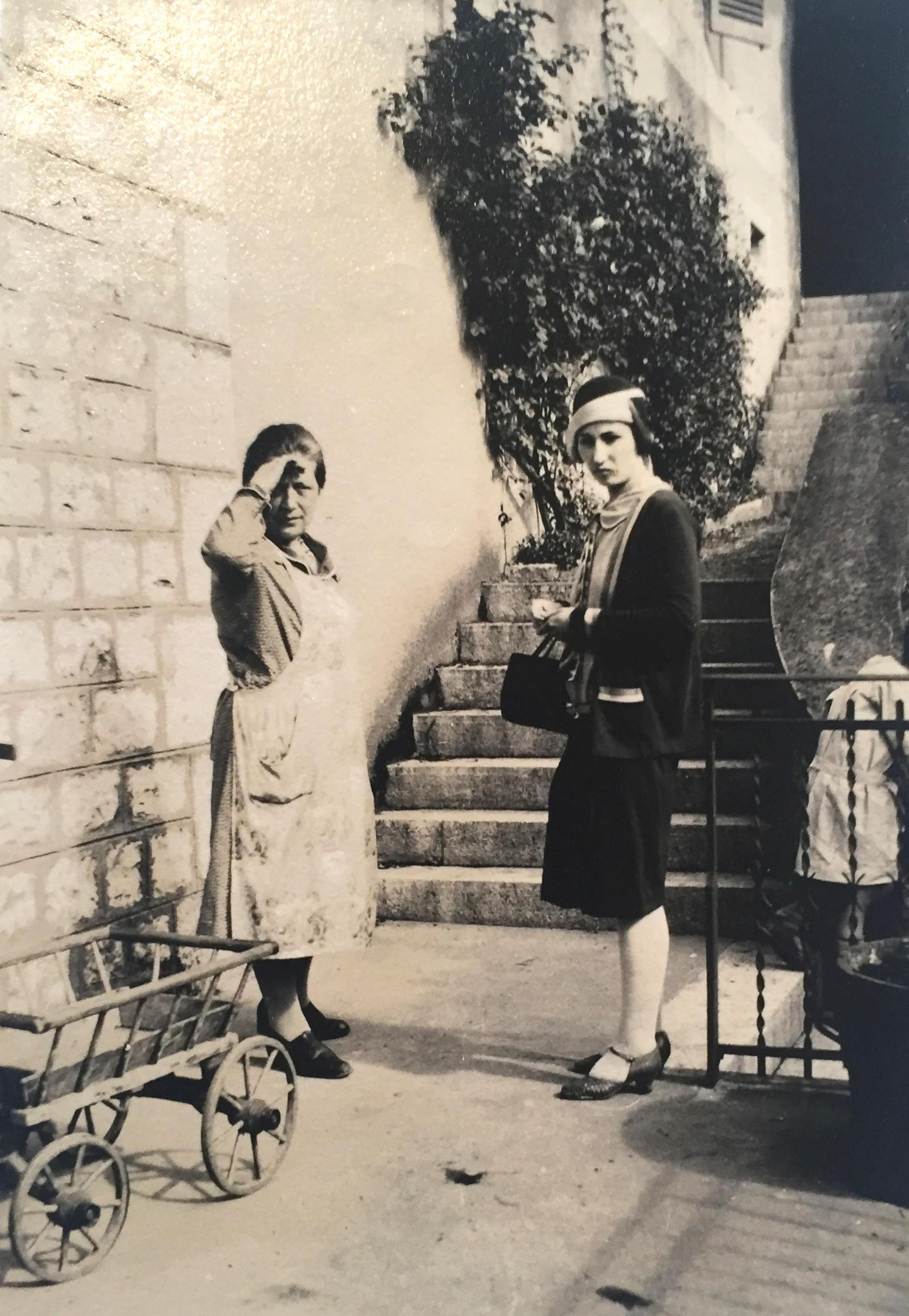 Grand-Maman Alice & Thérèse