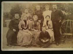 Famille Mangematin
