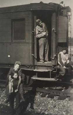 Pierre Chef de train