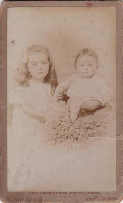 Pierrette & Thérèse Chauvin