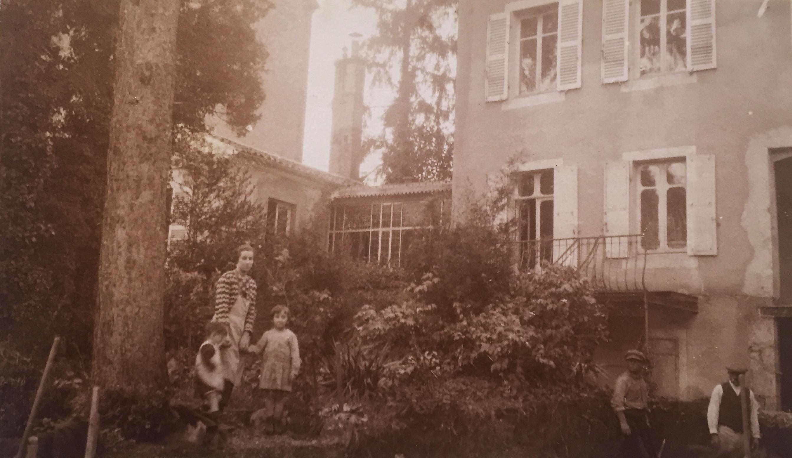 Thérèse Paul et Pierre