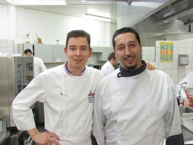"Honor The Best French Chef of France MOF ""Meilleur ouvrier de France By L'Annexe French restaurant S"