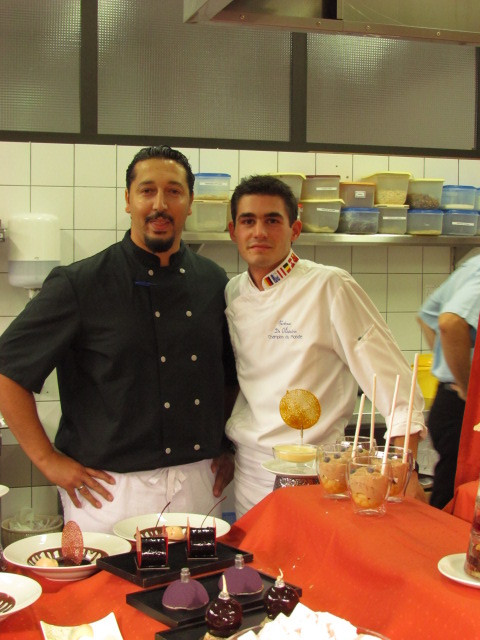 "Honor The Winner of the                       ""Coupe du Monde de la Pâtisserie"""