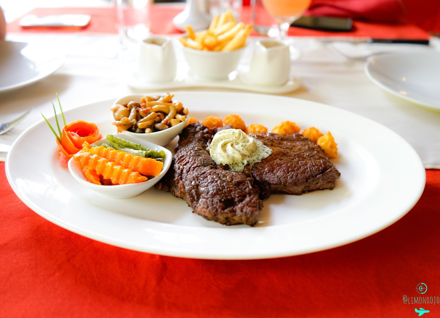Best beef steak charolaise by L'Annexe French restaurant in Siem Reap.jpg