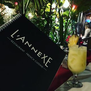 Best restaurant in Siem Reap-menu l'anex