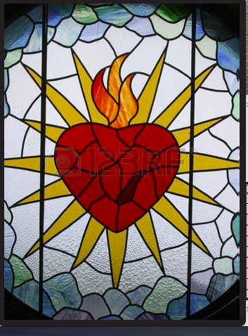7. Sacred Heart of Jesus Screen