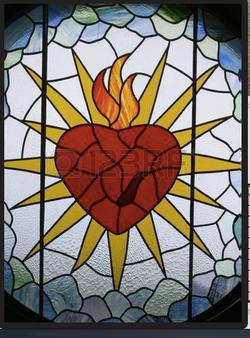 7. Sacred Heart of Jesus Screen