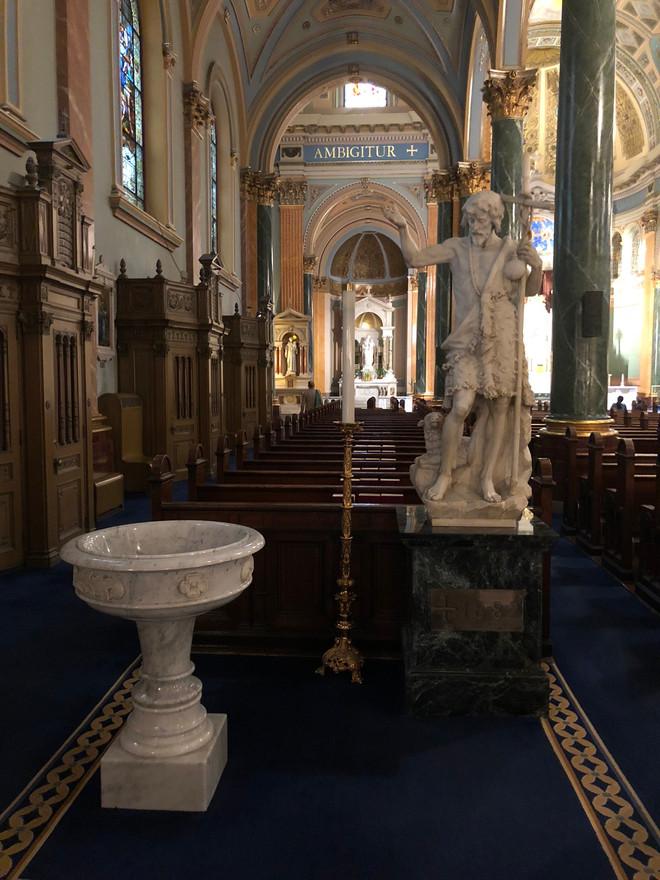 Blessed Sacrament Church NYC