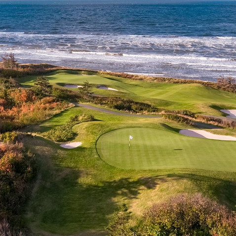 Crowbush Golf Course - just 15 minutes away from Ocean Ridge Beach House