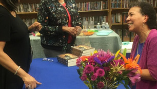 Book Signing in Yonkers, NY