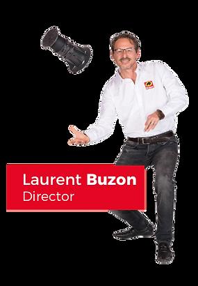 Laurent Buzon with Buzon Pedestal