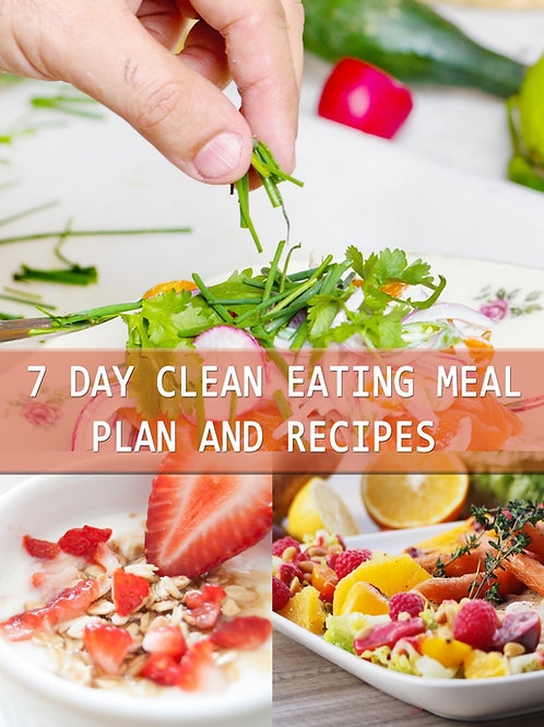 7-Day Clean Eating Plan