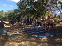 Surf School Marias Beach