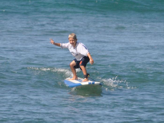 Surf Class Kiddo