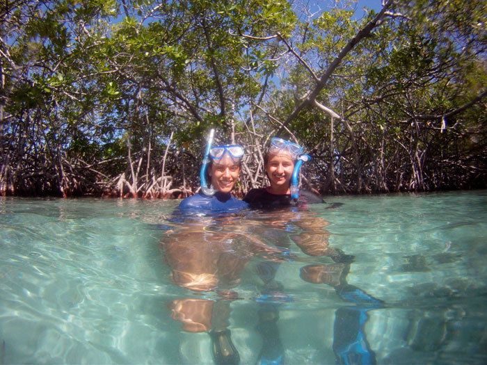 Snorkeling Parguera All Ages