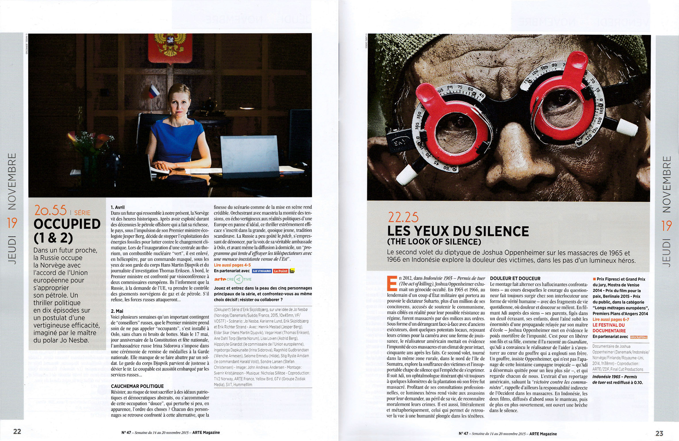 ARTE magazine n°47