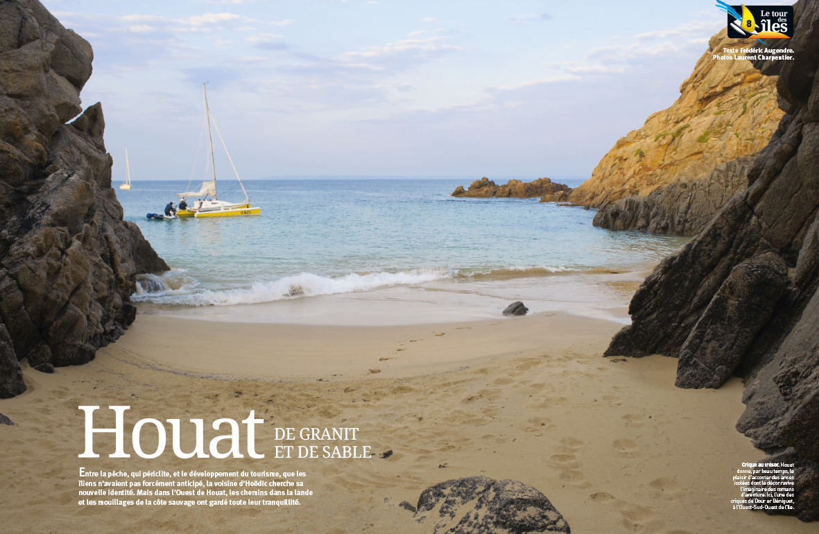 Croisière île de Houat