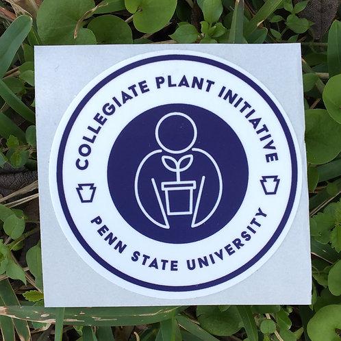 Penn State University Chapter Sticker