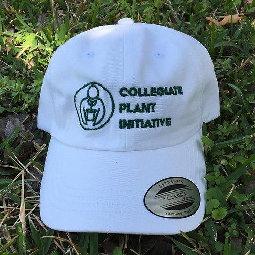 White CPI Hat
