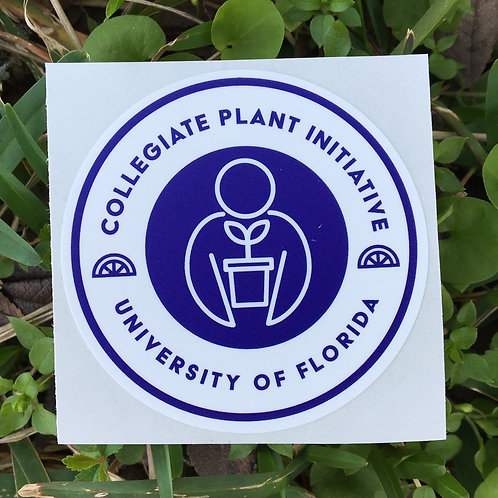 University of Florida Chapter Sticker