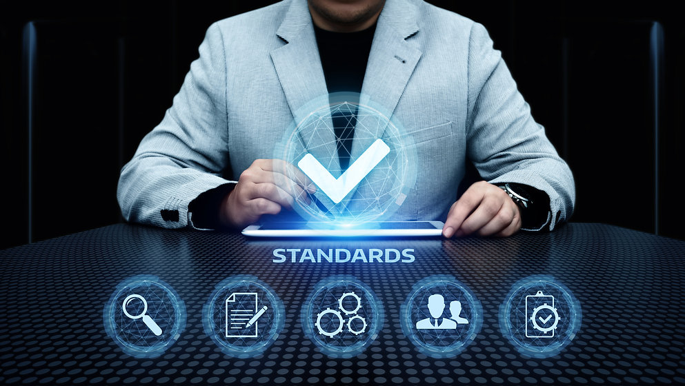 Standard Quality Control Certification A