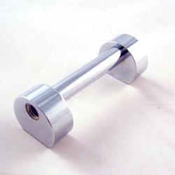 19F) Modern Brass tube DBL