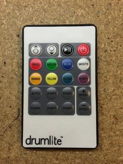 Drum Lite Remote Controller