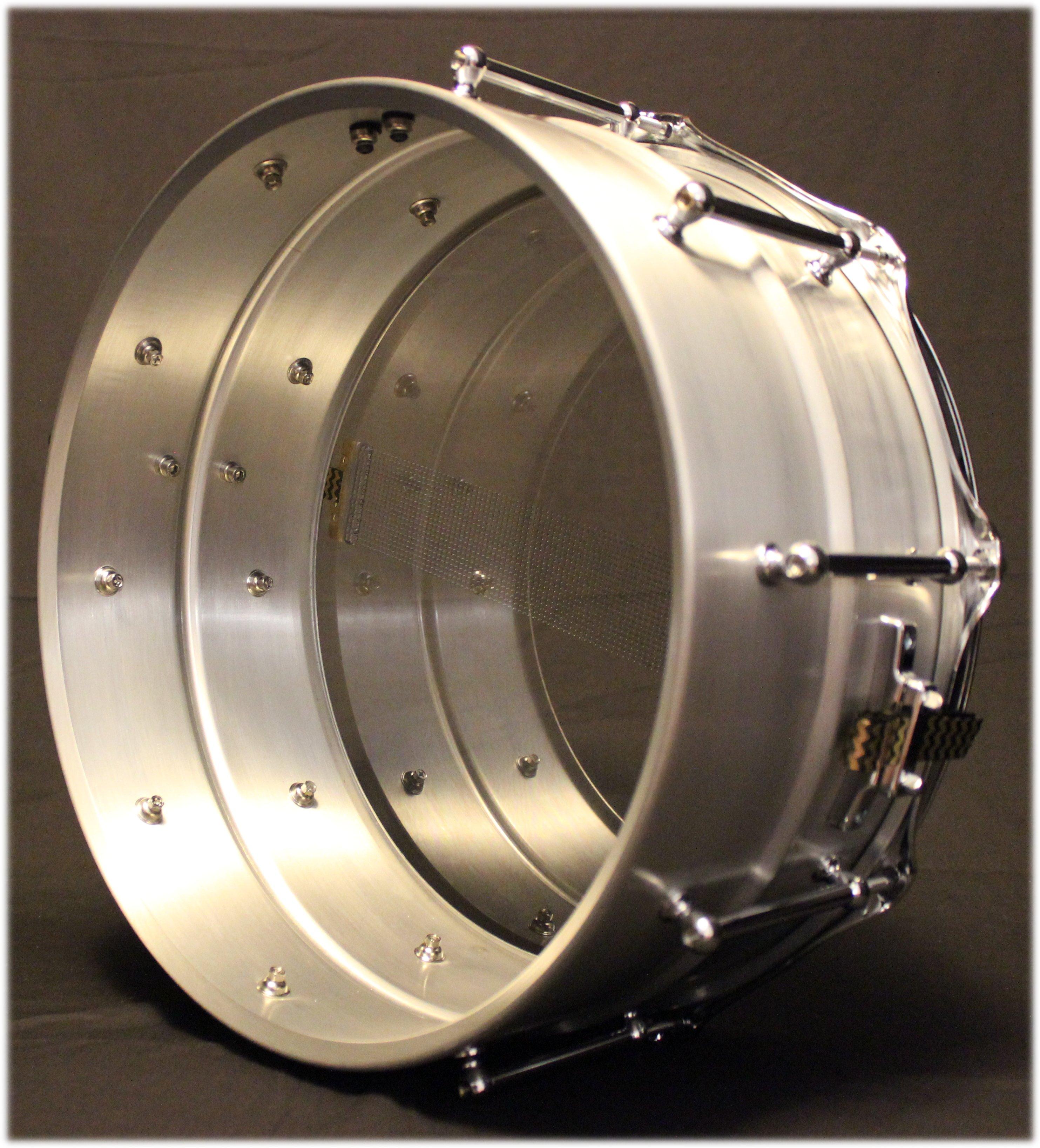 Seamless Aluminum