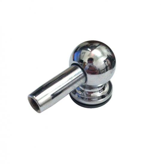 4J) Sphere Single Point tube